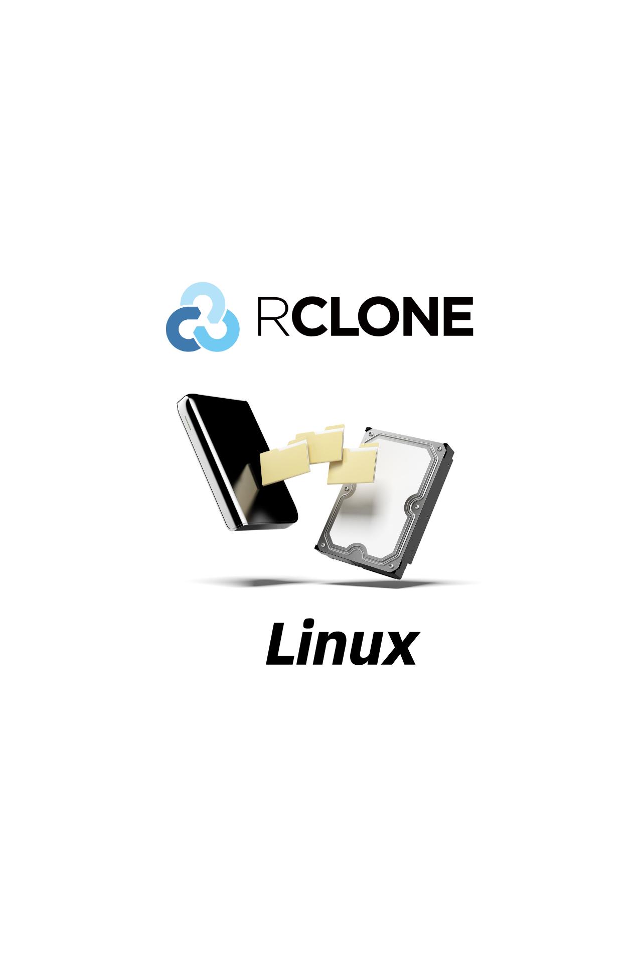 Rclone挂载OneDrive为本地硬盘-Linux篇